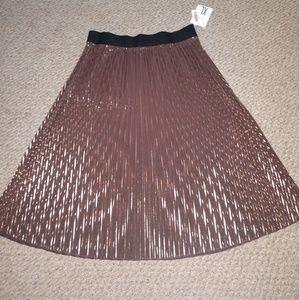 LuLaRoe Jill (midi skirt) brand new with tags